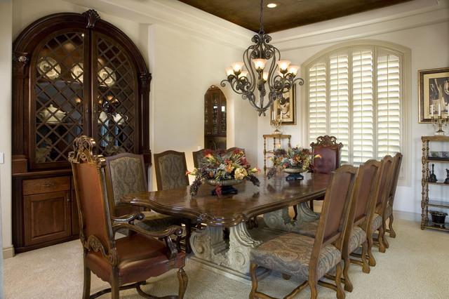 Las Vegas traditional-dining-room