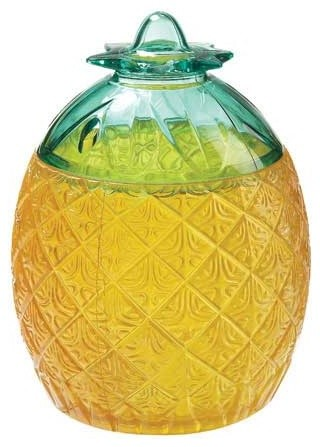 Get Enterprises Specialty Drinkware Series Pineapple Container contemporary-serveware
