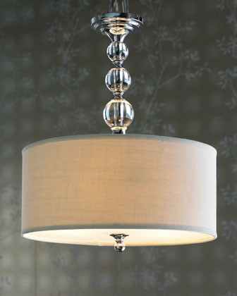 Glass Ball Chandelier traditional-chandeliers