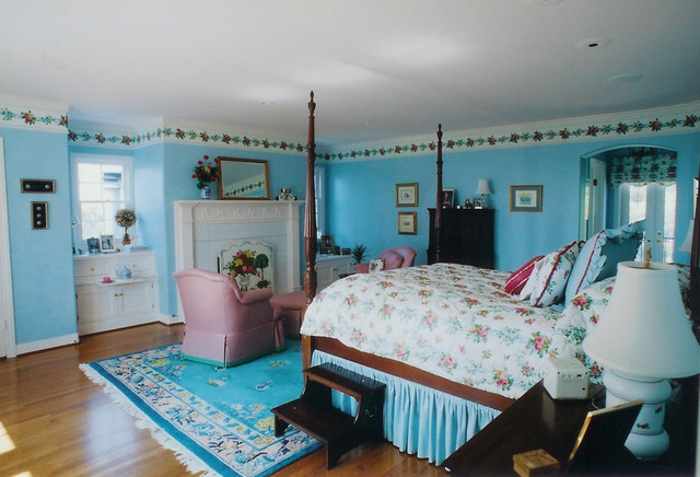 Interior Painting Projects traditional-bedroom