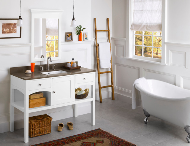 eclectic bathroom vanities and sink consoles eclectic bathroom
