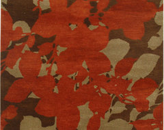 Orchid Rug contemporary rugs