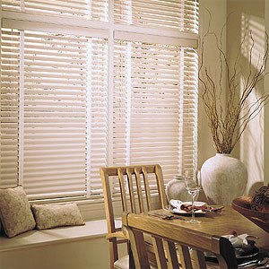 Levolor Riviera One 1-inch 6-Gauge Metal Blinds contemporary-window-blinds