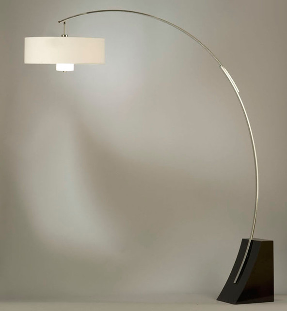 Broadway Arc Lamp Modern Floor Lamps By Modern