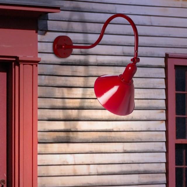 Outdoor Gooseneck Light Fixture Cute Room 2017