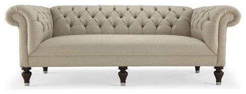 Chester 90 Tailored Sofa By Mitchell Gold And Bob