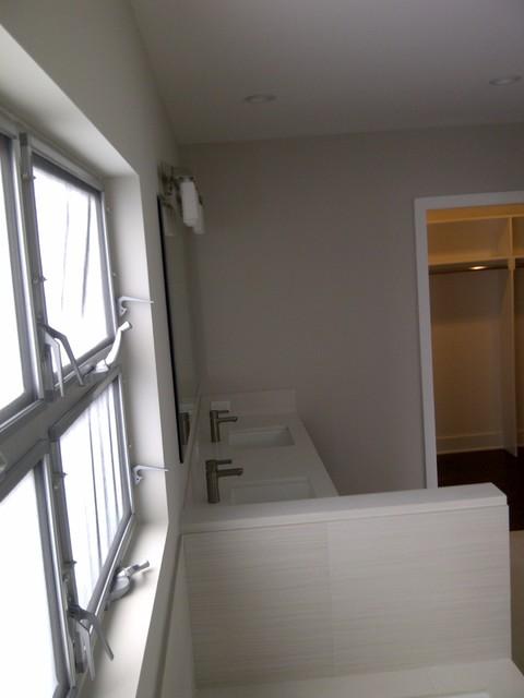 Contemporary Residence modern-tile