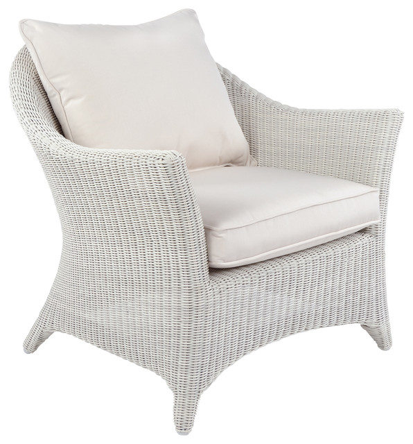 Cape Cod Lounge Chair - By Kingsley Bate modern-outdoor-lounge-chairs
