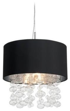 Bubble Cascade Possini Euro Pendant Light contemporary-pendant-lighting