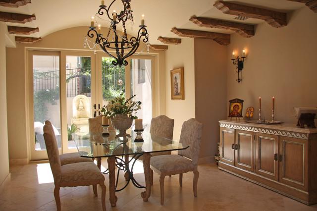 Landmark Builders - Custom Home Builder mediterranean