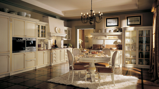 Luxury italian custom made kitchens by martini mobili - Mobili luxury design ...