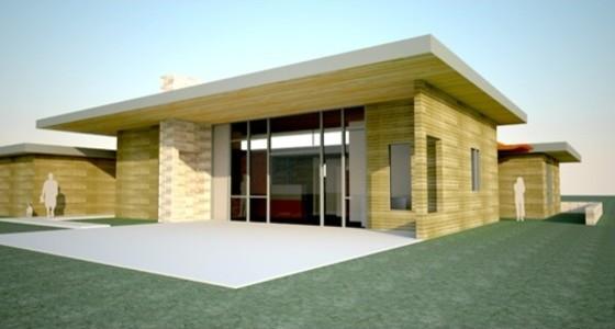 House Plan 498-4 fire-pits