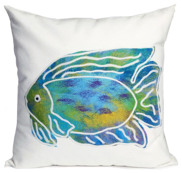 Trans-Ocean Outdoor Pillows contemporary-outdoor-cushions-and-pillows