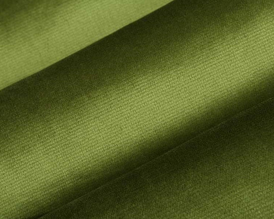 Lush Upholstery Fabric in Green Apple - Lush Upholstery Fabric in Green Apple is a soft, yet durable velvet that has an irresistible texture. Ideal for upholstering sofas, chairs, or bedding and pillows. Available in 3 current colors. Made from 100% Polyester. Fire Rating UFAC Class 1. Cal Tech Bulletin #117, SEC.E. 100,000 double rubs. 54″ wide.