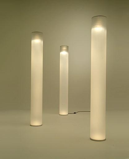 Anthologie Quartett - Milk floor lamp modern-floor-lamps