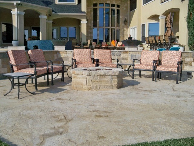 cowhide office custom outdoor seating cushions traditional patio