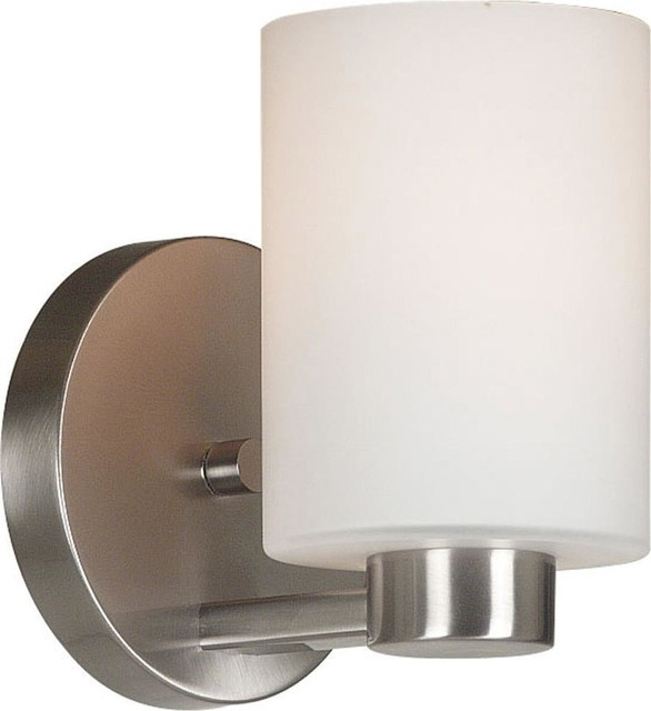 Kichler 6162ni Structures 2 Light Bath Wall Mount In Brushed Nickel: Glass Bathroom Light Shades Two Light Bath With Tea Stained Glass Shades P2056 20. Yosemite Home