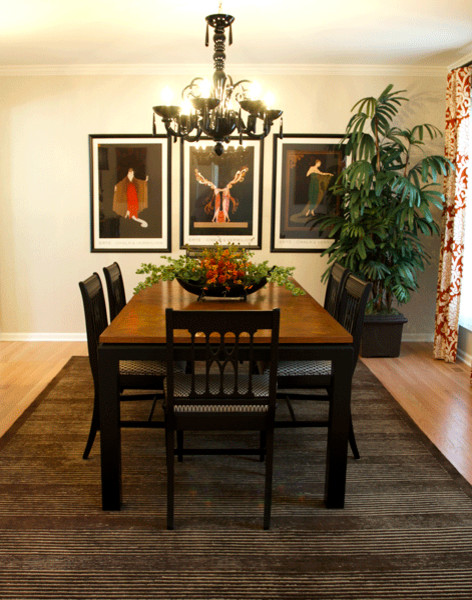 Dining in Style contemporary-dining-room