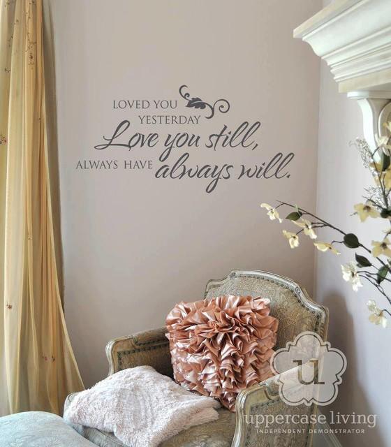 Bedroom Ideas decals