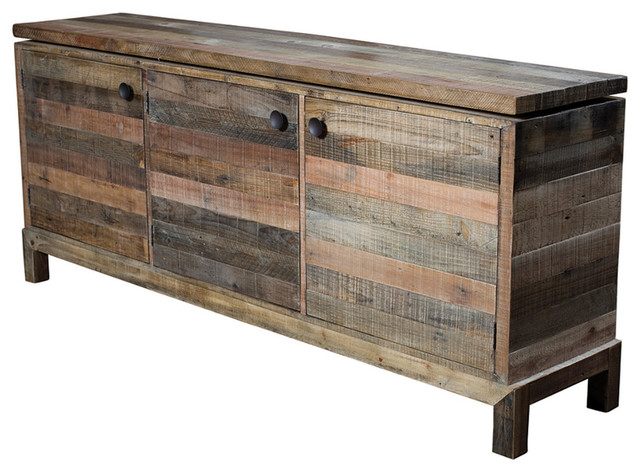 Stowe sideboard rustic buffets and sideboards by