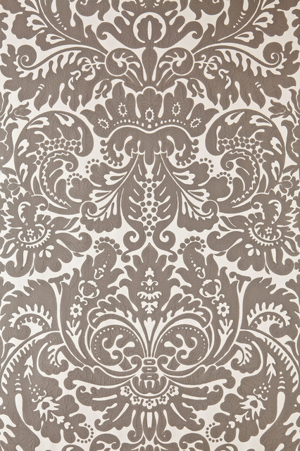 The Silvergate Papers eclectic wallpaper