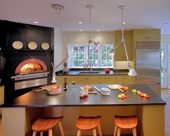Mugnaini Wood Fired Ovens - Mugnaini Indoor Wood Fired Ovens -