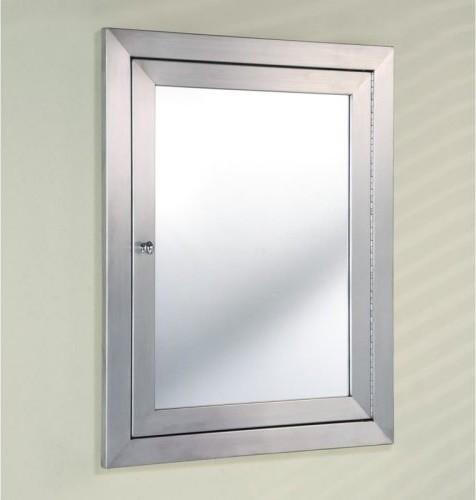 Afina Metro Recessed Medicine Cabinet 25W x 31H in. - Contemporary - Medicine Cabinets - by ...