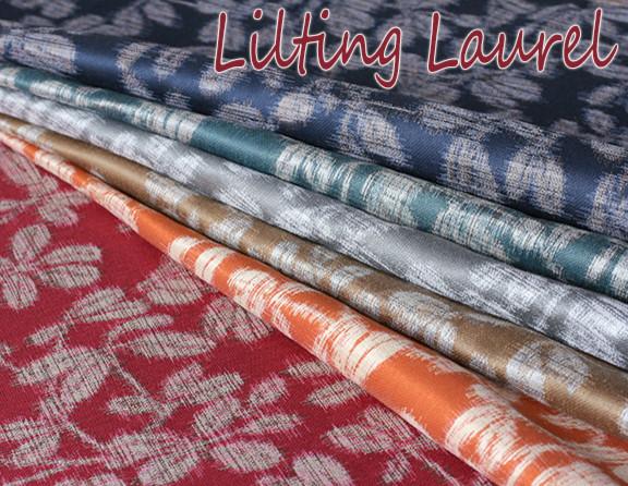 Calvin Fabrics' Lilting Laurel fabric