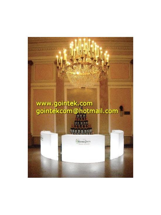 Commercial Café led Bar Counters -