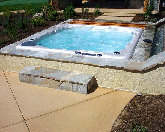 Beachcomber Hot Tubs Installations -