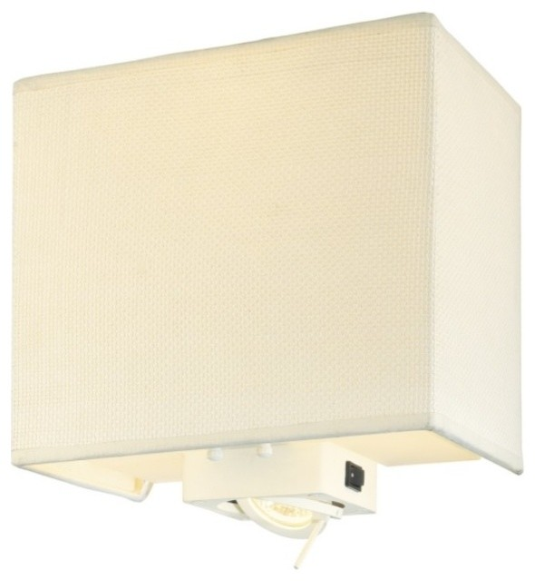 Step 2-Light Wall Sconce contemporary-wall-lighting