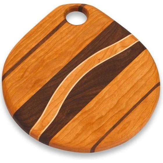 Tella Cheese Cutting Board Wood Modern Cutting Boards