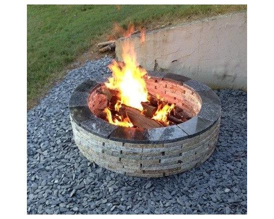 Granite Fire Pits -