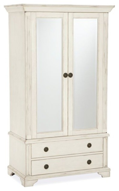 Sofia Armoire Traditional Armoires And Wardrobes By