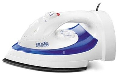 Andis Iron Hotel Retractable contemporary-irons