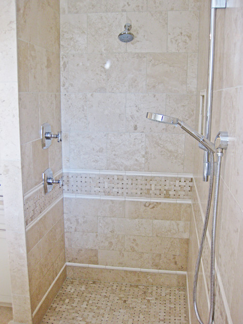 bathroom shower tile design traditional charleston by sea island
