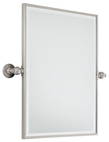 Minka Lavery 1440 84 Brushed Nickel Pivoting Bathroom