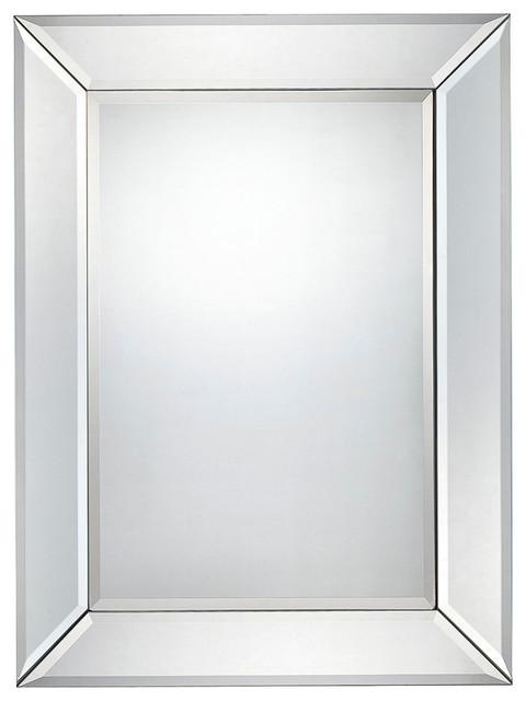 Savoy House 4 Hm 324m Britney Beveled Mirror