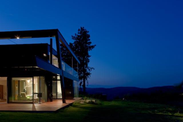 family house modern-exterior