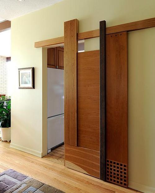 Does This Sort Of Door Sound Proof Between The Rooms
