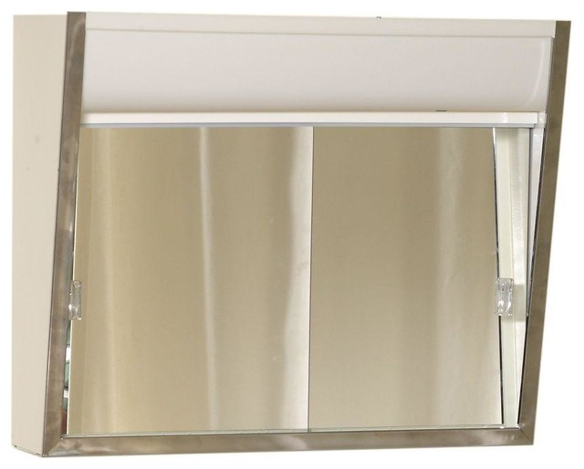 ... in. Surface-Mount - Contemporary - Medicine Cabinets - by Home Depot
