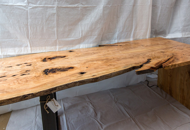 Cantilever Table rustic-dining-tables