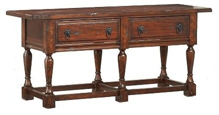 King Arthur Console traditional buffets and sideboards