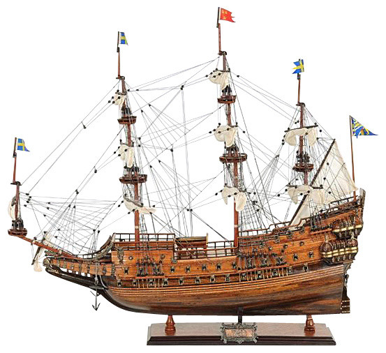 New Model Ship Exclusive Edition Wasa traditional-home-decor