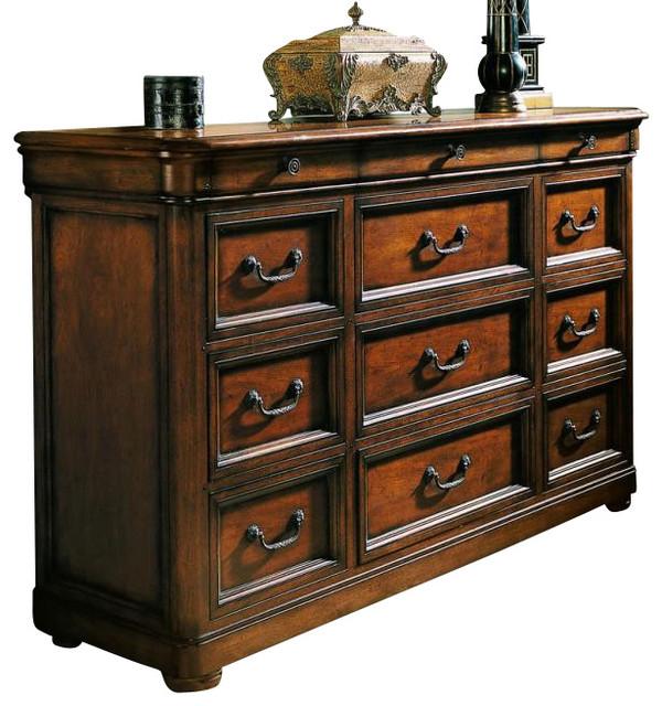 Raylen Vineyards Triple Dresser Mediterranean Dressers By Carolina Rustica