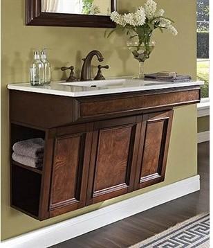 ... - Modern - Bathroom Vanities And Sink Consoles - by Modern Bathroom