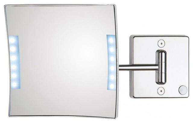 Quadro ed 61 1 Lighted Magnifying Mirror 3x