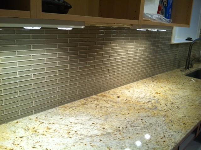 Mosaic Tile Company - Designer Installs contemporary