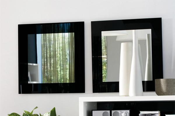 Toshima Wall Mirror by Tonin Casa modern-wall-mirrors