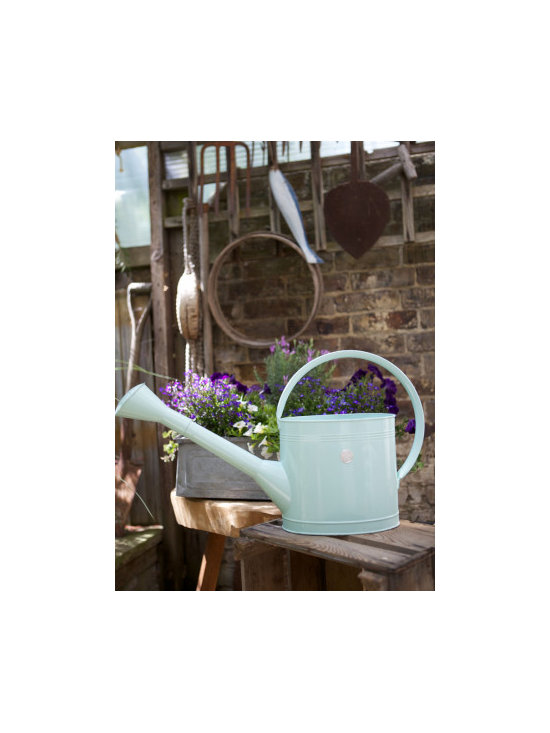 5 Litre Pale Green Watering Can -